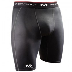 Pantaloncini compressione nero uomo 8100 - Mc David